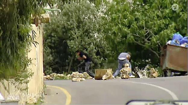sendung siedler in israel ard
