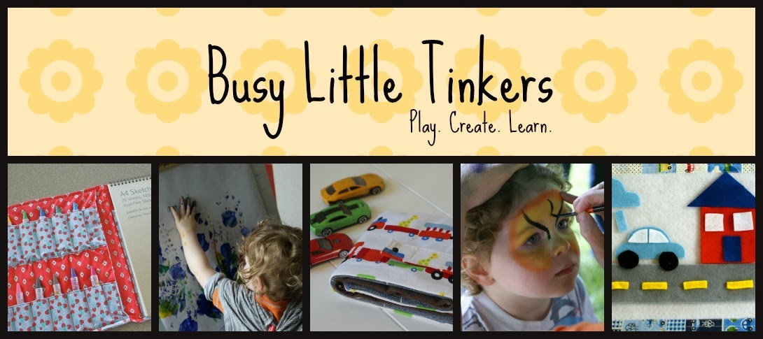 Busy Little Tinkers