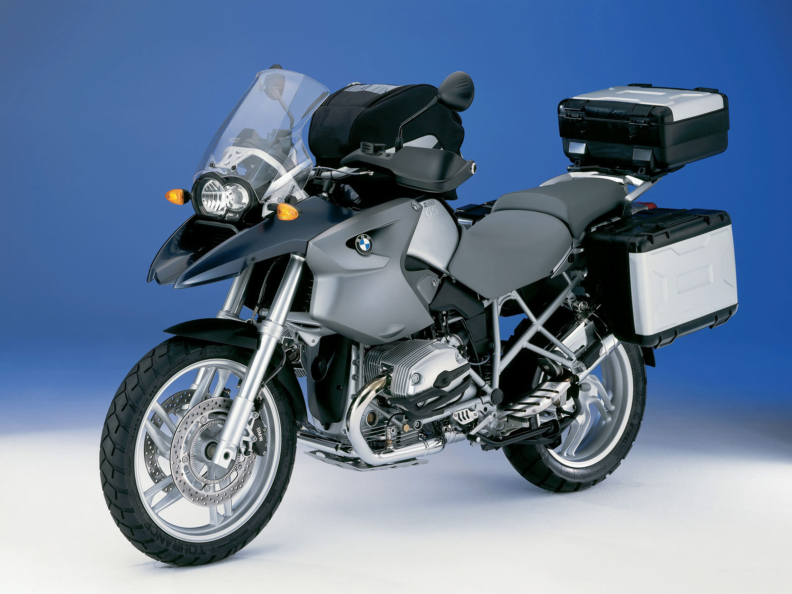 2004 BMW R1200GS Motorcycle Pictures, Insurance Information
