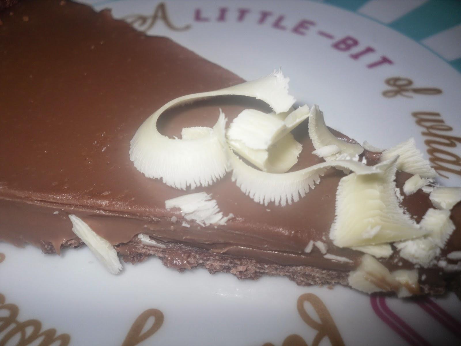 Jemná čoko torta