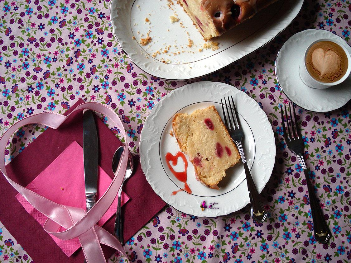 bizcocho, bizcocho de limón, cake, cake de limón, limón, san valentín