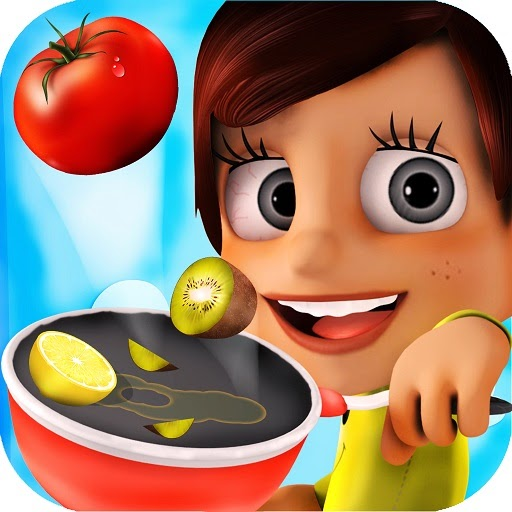 cooking game for kids