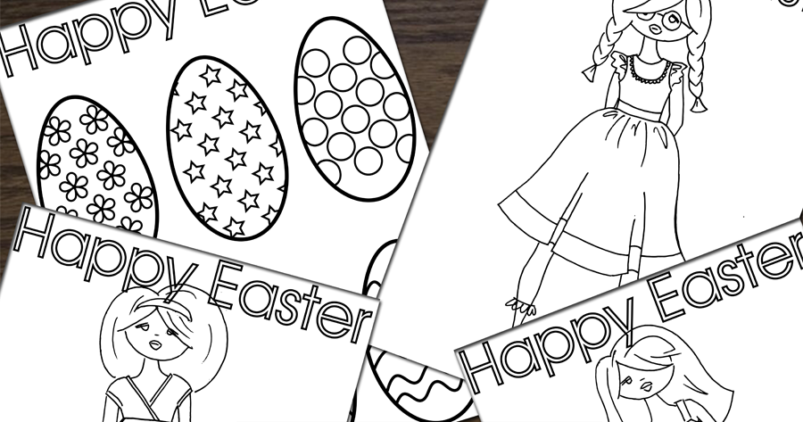 spring coloring pages 2014 - photo#10
