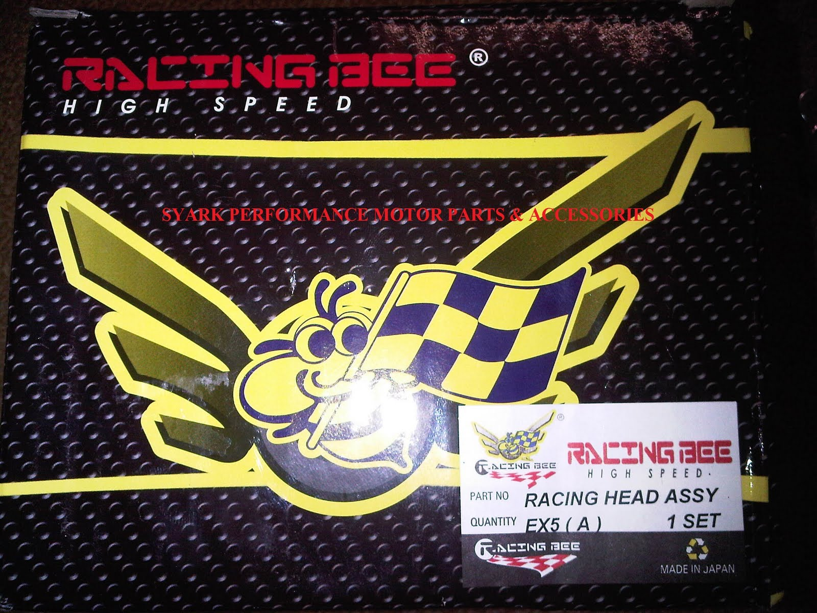Parts Accessories Online Shop New Racing Bee Head For