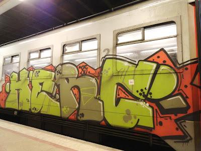 Herc graffiti