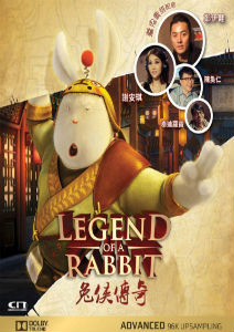 Kungfu Thỏ Ngố - Legend Of A Rabbit