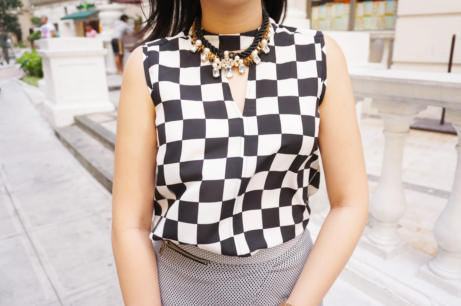 Fashion: Print Press (print on print outfits)