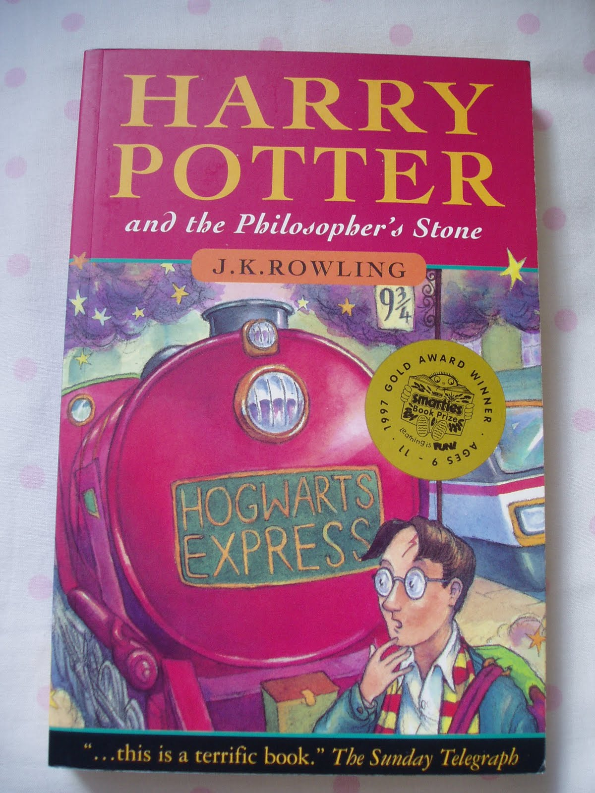 Harry Potter Book One : Books libraries info harry potter children s cover