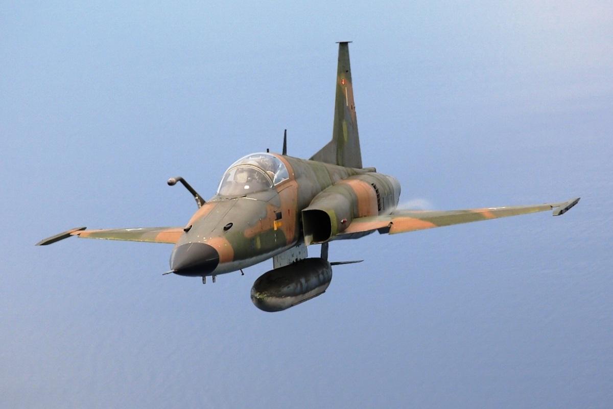 F-5E Tiger II Jet Fighter 5
