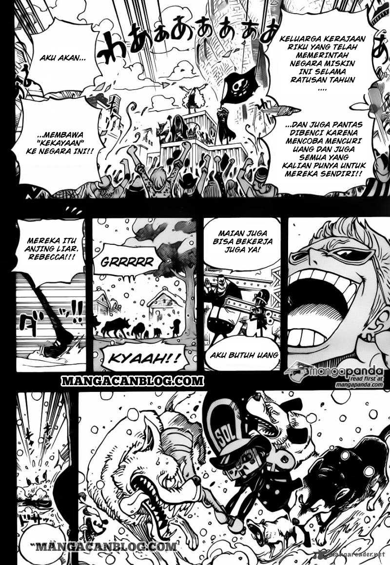 Dilarang COPAS - situs resmi www.mangacanblog.com - Komik one piece 721 - rebecca dan prajurit mainan 722 Indonesia one piece 721 - rebecca dan prajurit mainan Terbaru 12|Baca Manga Komik Indonesia|Mangacan