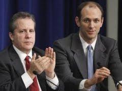 Gene Sperling and White House adviser