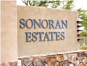 Sonoran Estates Scottsdale, AZ
