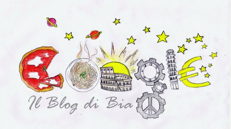 Il Blog di Bia: Scritta Google
