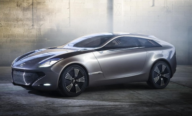 Hyundai i-oniq show car