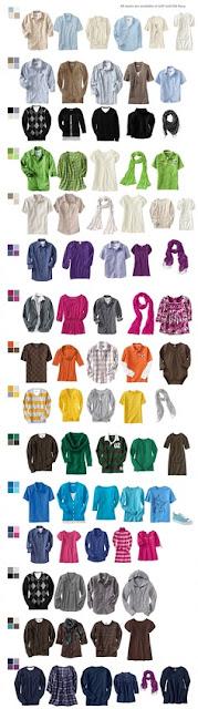 clothingclolorpallet