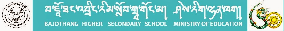 Bajothang Higher Secondary School