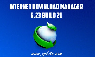 Internet Download Manager 6.23 Build 21 Full Version