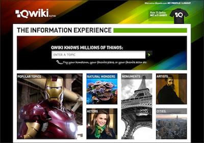 qwiki, vocÊ sabia?, AprendaBlog