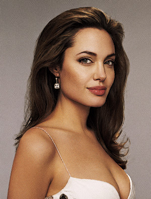 beautiful andelina jolie