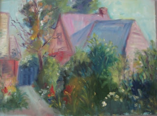 http://www.ebay.com/itm/Large-Original-Oil-Painting-12-x16-Garden-House-Next-Door-Marina-Movshina-/151116790637?pt=Art_Paintings&hash=item232f433b6d