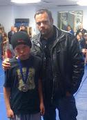 Zak and I