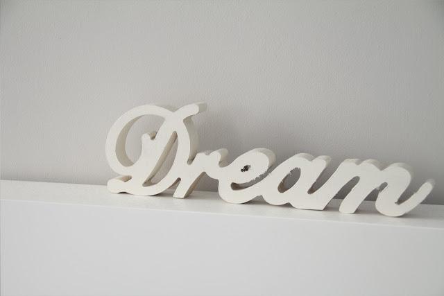 Palabras madera Dream