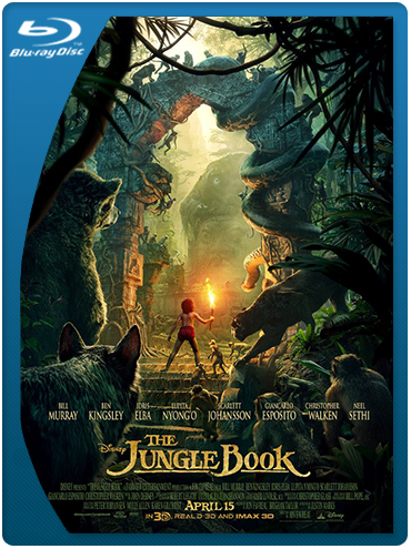 The Jungle Book (2016) BrRip 1080p Latino