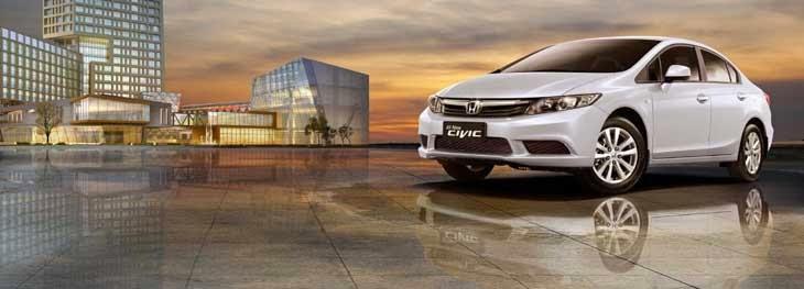 Spesifikasi Eksterior Mobil All New Honda Civic