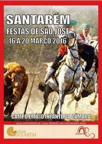 Santarém- Festas de São José 2016- 16 a 20 Março