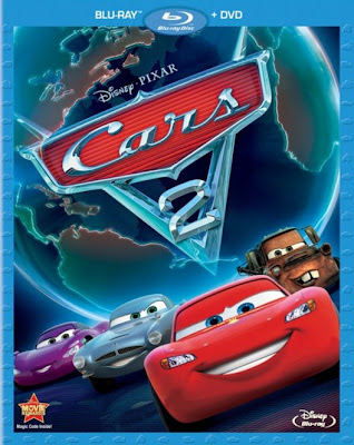 Cars 2 (2011) BR Rip 700 MB poster, cars 2 blu ray poster, cars 2 dvd cover poster, cars 2 movie poster, cars 2