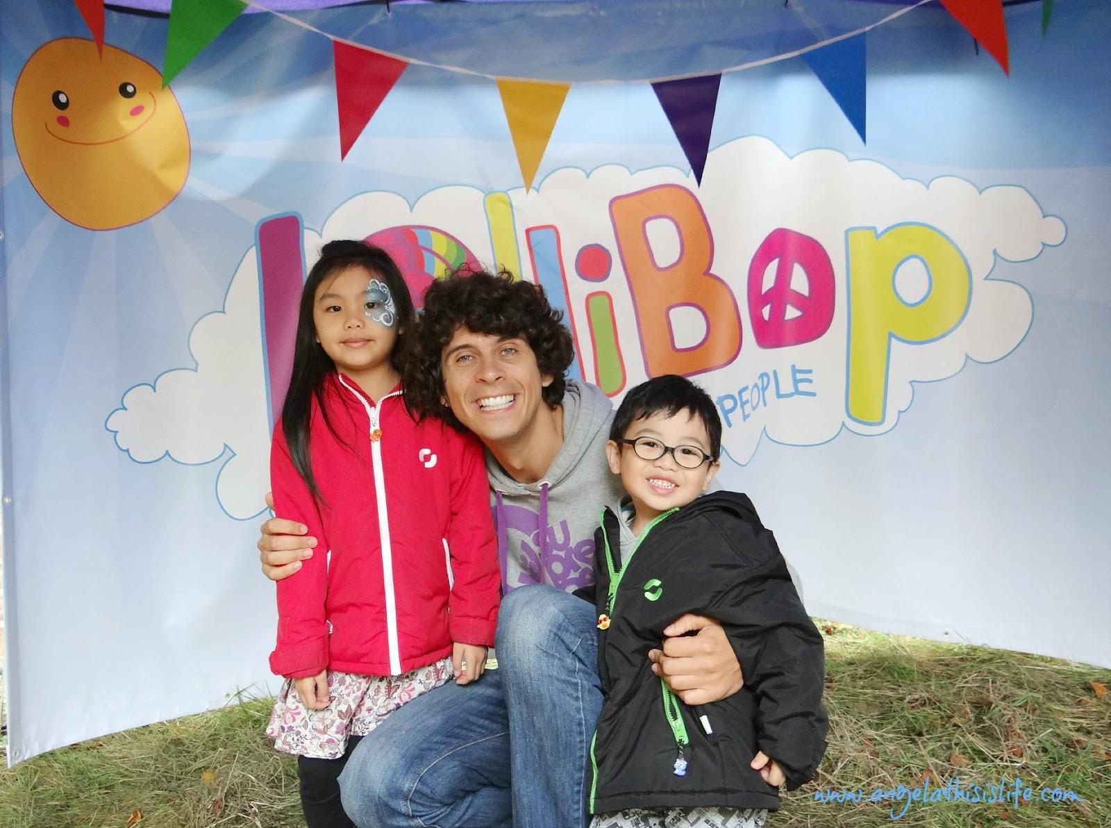 LolliBop Festival 2014, children Summer festival, CBeebies stars