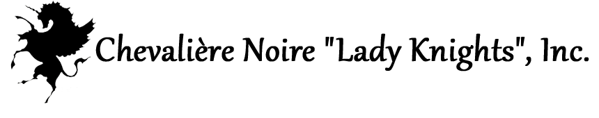 """Chevalière Noire """"Lady Knights"""", Inc."""