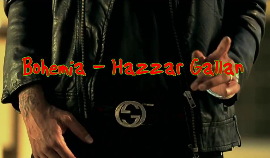 Bohemia's - Hazaar Gallan Lyrics