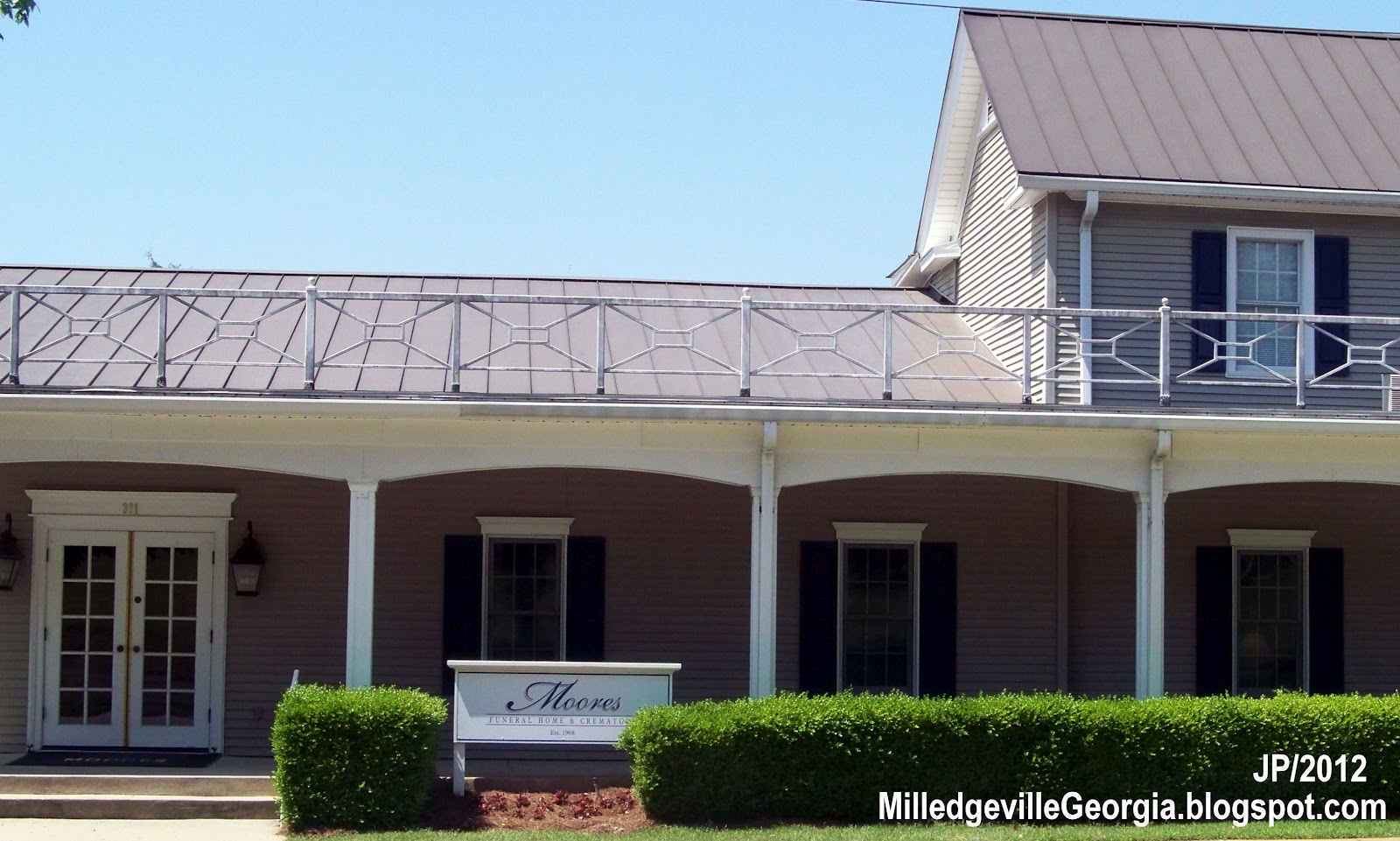 Moores Funeral Home Ga