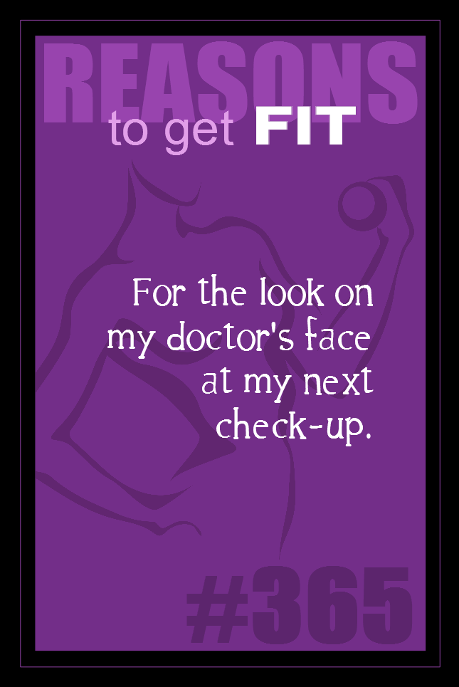 365 Reasons to Get Fit #365