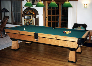 Woodshop Plans All The Pretty Pool Tables - How much is my pool table worth