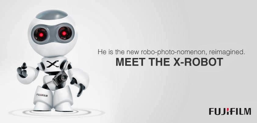 Immagine del X-Robot di Fuji
