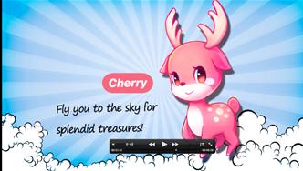 WeChat GunZ Dash cherry