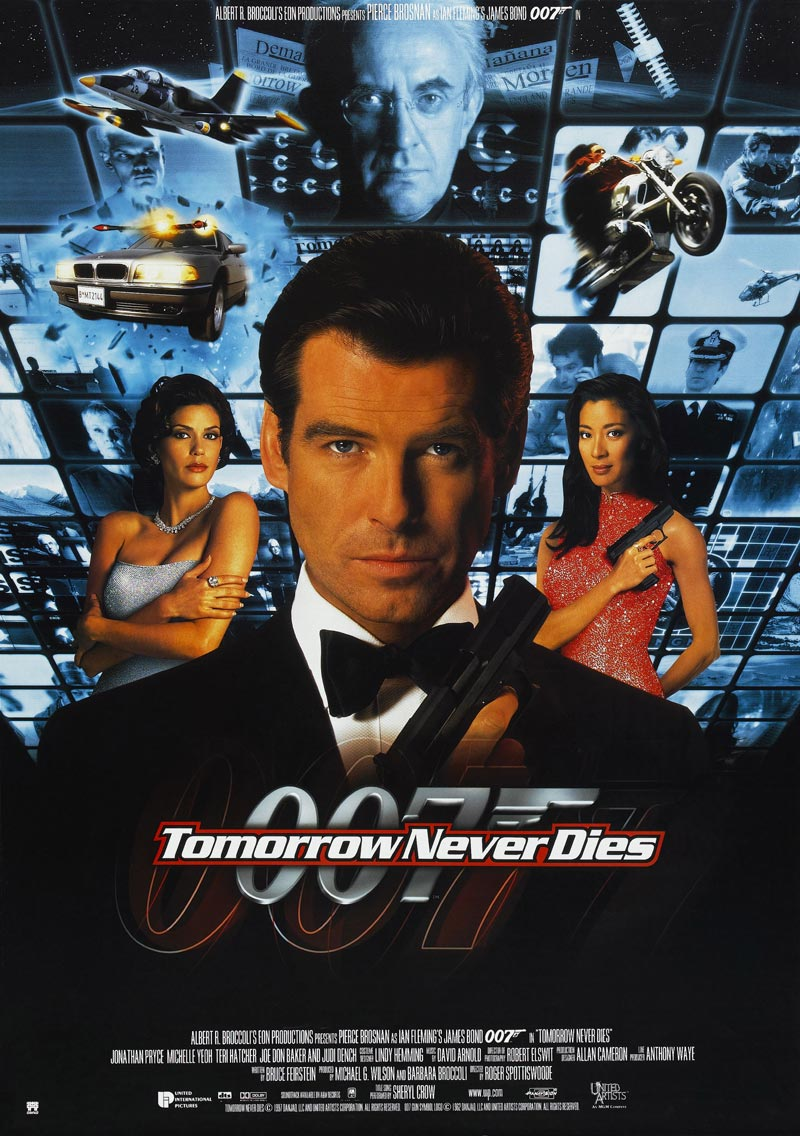 Download Tomorrow Never Dies 1997 Movie Putlocker