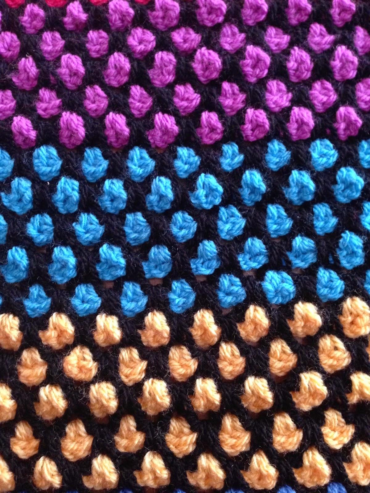 Da\'s Crochet Connection: Moroccan Tile Pillow