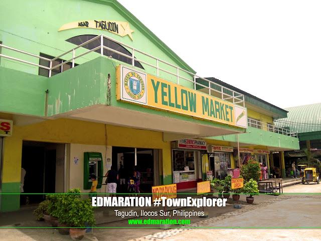 Yellow Market, Tagudin, Ilocos Sur