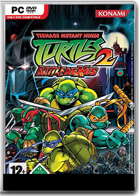 TMNT2 Battle Nexus Free Download PC Game Full Version