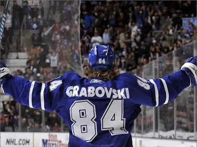 mikhail grabovski leafs