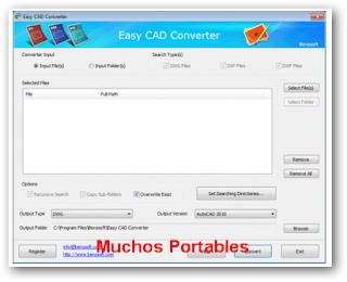 Easy CAD Converter v3.1.0.102 Portable