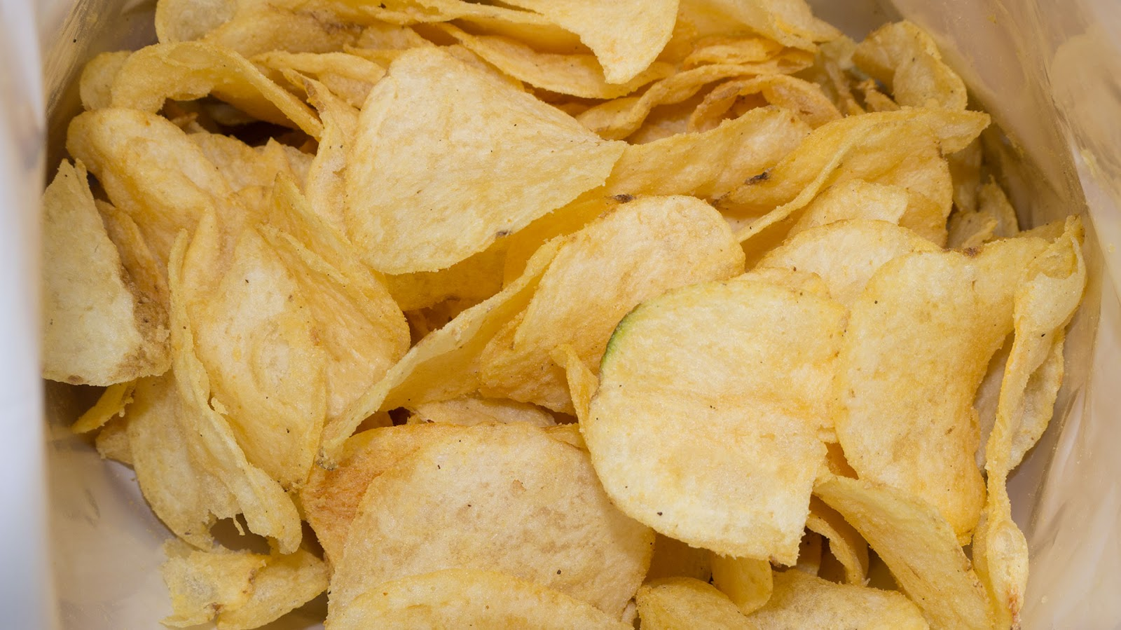 Changing Habits: No More Potato Chips