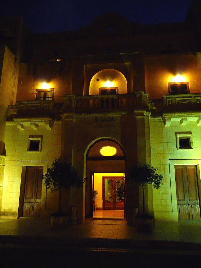Kempinski San Lawrenz Hotel - Ingresso
