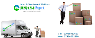Richmond removal company, man and van Richmond, Man Van Richmond, man with Van Richmond