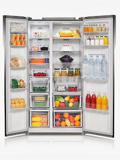 Tips menyimpan makanan dalam peti ais