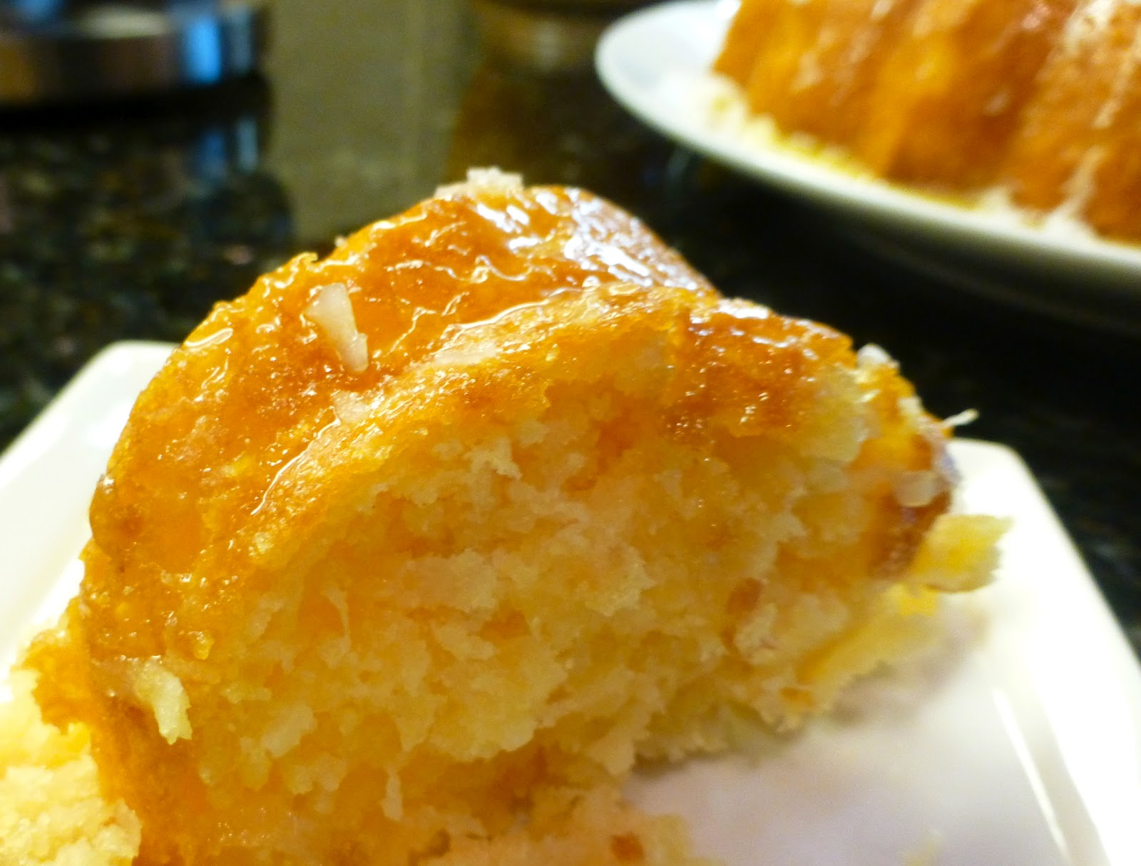 Pineapple Bundt Cake With Cake Mix