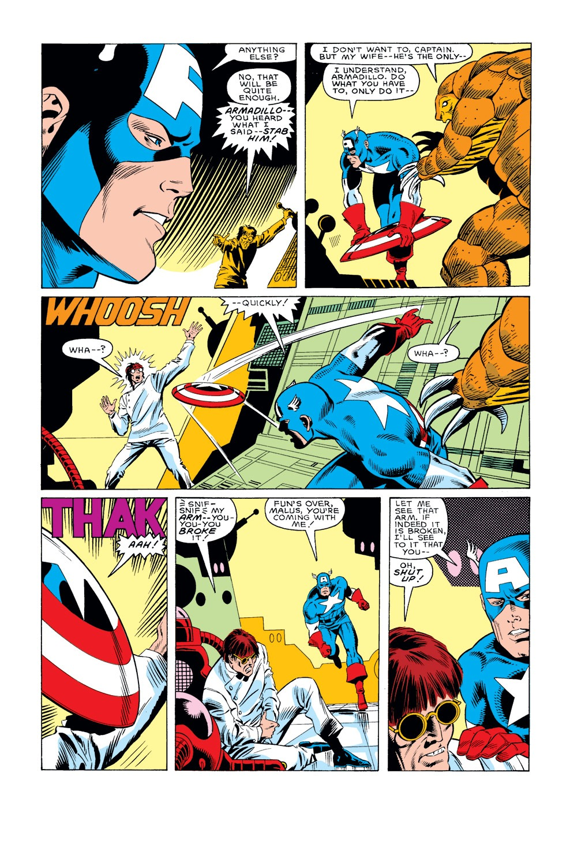 Captain America (1968) Issue #308 #236 - English 18
